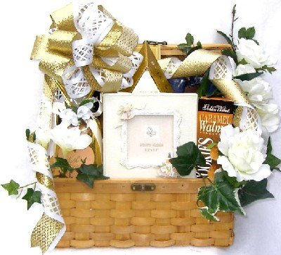 Gift Basket Village Wedding Gift Basket by Gift Basket Village
