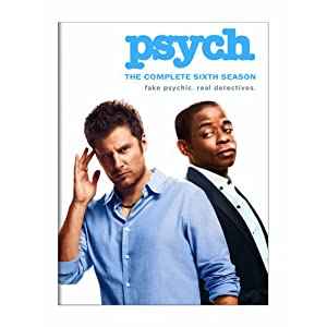 Psych: Season 6 (2016)