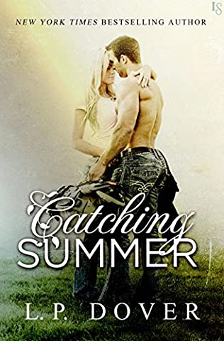 book cover of Catching Summer