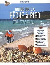 Guide de la pèche à pied : Coquillages et crustacés