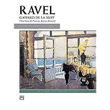 Ravel: Gaspard De LA Nuit (Alfred Masterwork Edition)