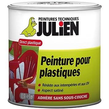 Peinture Plastique   0.5 L   Trèfle