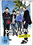 Die Vier - Staffel 2 (Les invincibles) [3 DVDs]