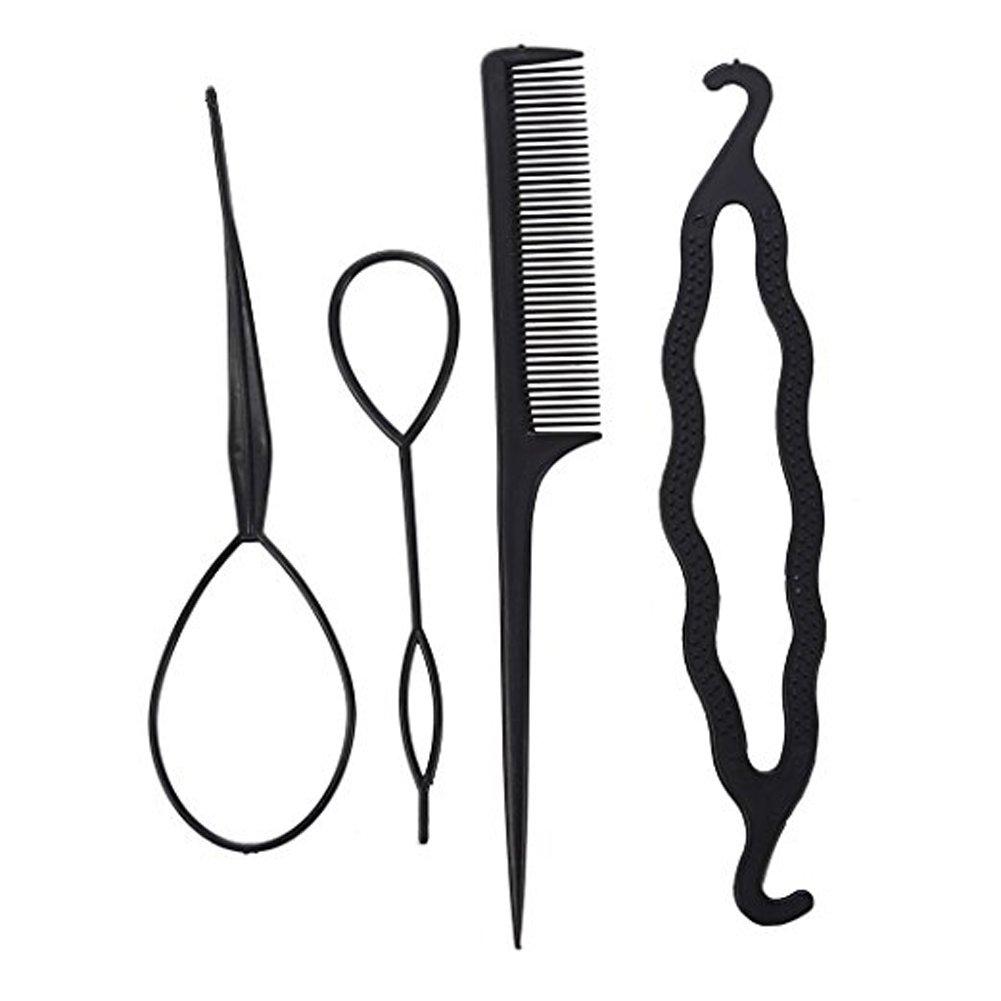 1 Set Hair Pin Hair Bun Maker Magic Hair Styling Hair Twist Styling Tool