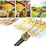 Digital Grain Moisture Meter for Corn Wheat Rice Bean Wheat Flour Fodder Rapeseed