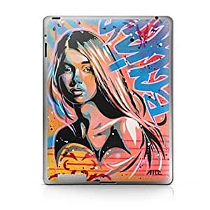 Jia Beauty Pattern Protective Sticker for iPad 1/2/3/4