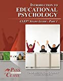 img - for Introduction to Educational Psychology CLEP Test Study Guide - Pass Your Class - Part 1 book / textbook / text book