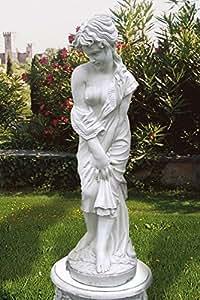 Jardín Figura, piedra Figura AFRODITE H 130, weiss