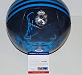 #7: Raul Gonzalez Blanco Autographed Signed Real Madrid Soccer Ball PSA/DNA