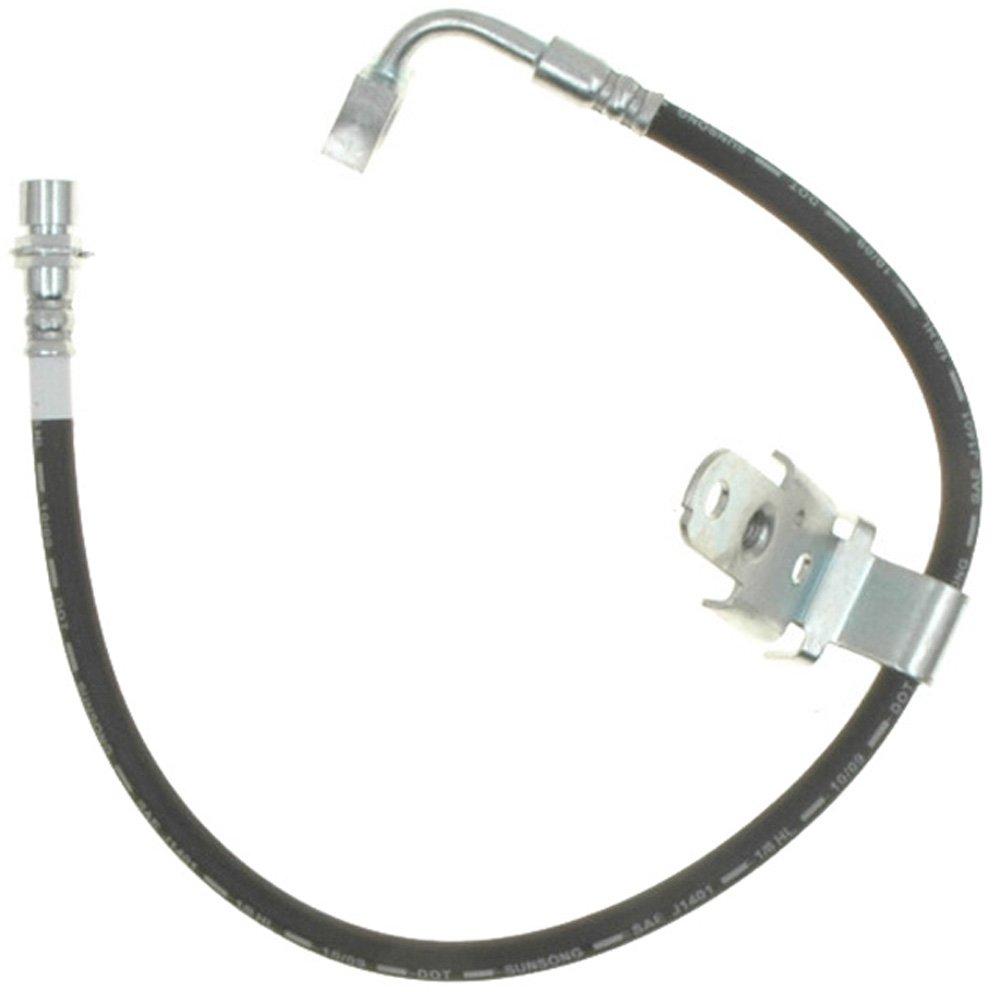 Raybestos BH382375 Professional Grade Brake Hydraulic Hose