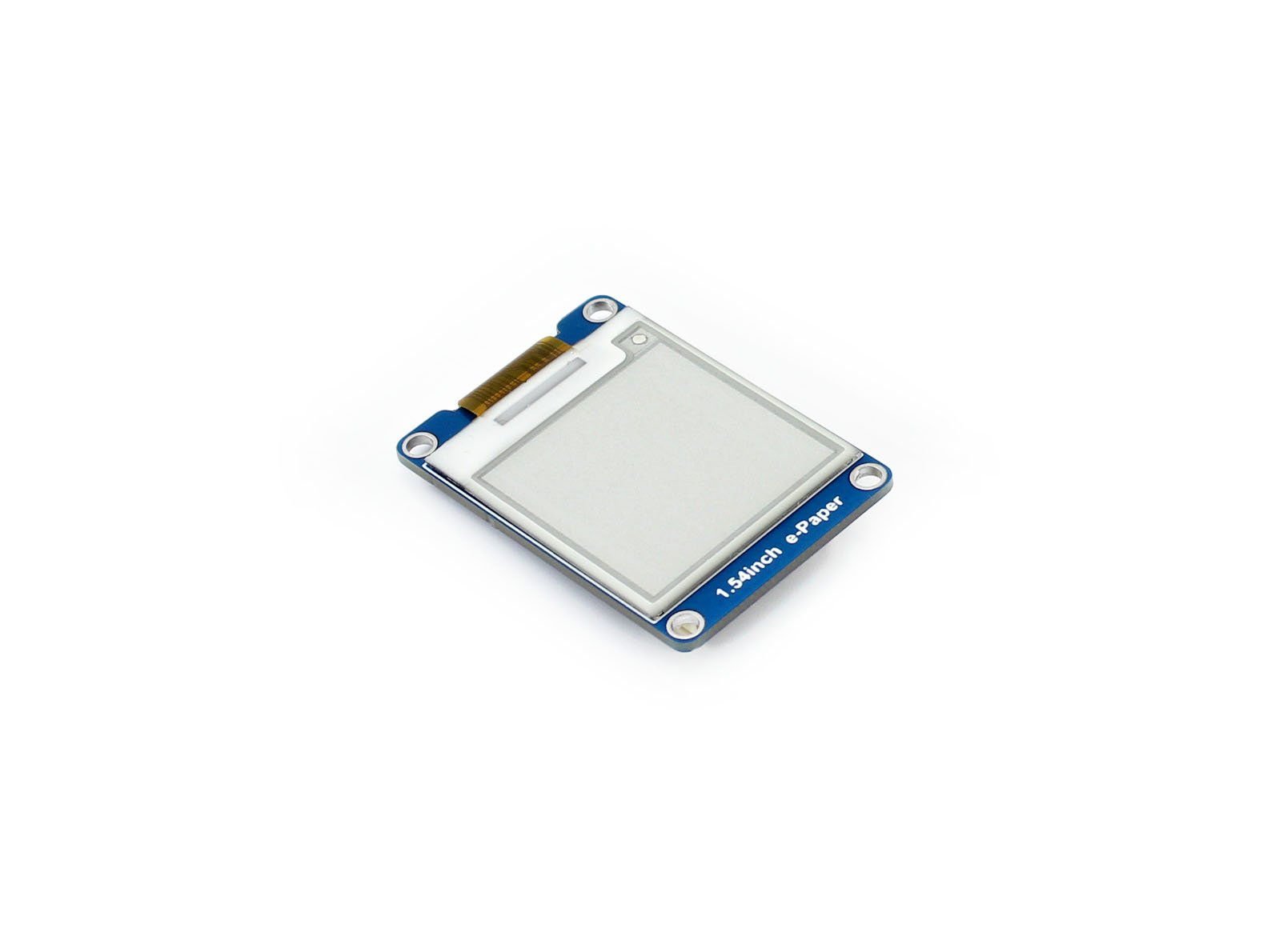 200x200, 1.54inch E-Ink display module,1.54inch e-Paper,SPI interface,Supports partial refresh by waveshare (Image #7)