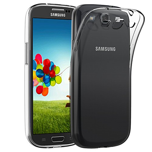 JETech Case for Samsung Galaxy S3, Shock-Absorption Cover, HD Clear -