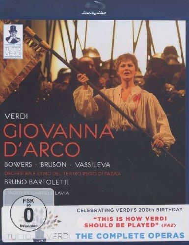 Riccardo Chailly - Giovanna D\'arco (Blu-ray)