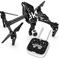 Skin For DJI Inspire 1 Quadcopter Drone – Geek | MightySkins Protective, Durable, and Unique Vinyl Decal wrap cover | Easy To Apply, Remove, and Change Styles | Made in the USA