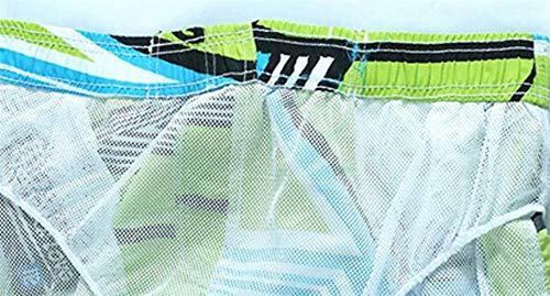 Modello Pantaloncini Abbigliamento Pantaloni Estate Fitness Spiaggia Eleganti Colorato Pantalone Stampa Da Sportivi Gelb Festivo Moda Estivi Uomo E8xrEP4