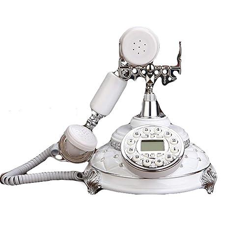 TANGADYL Telefono Fijo Retro Soporte 4g gsm 900 1800Mhz ...