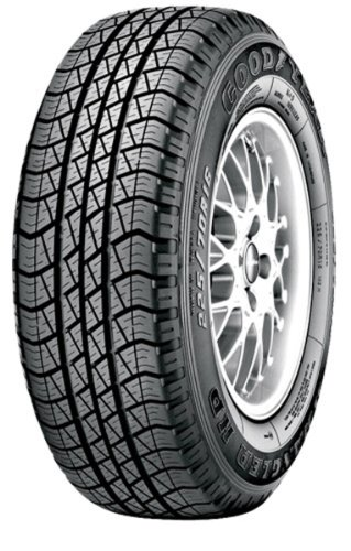 265//65//R17 112H Summer Tire 4x4 C//C//71 Goodyear Wrangler HP All Weather