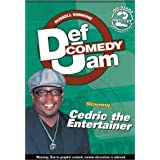 Def Comedy Jam - Best of Cedric the Entertainer,volumes 8 And 13 by Time Life