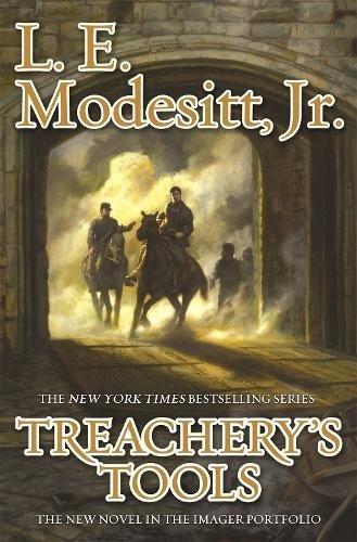 Treachery's Tools (The Imager (Portfolio Series)