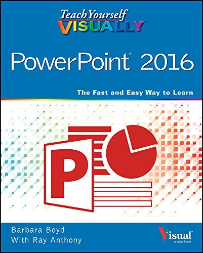 Teach Yourself VISUALLY PowerPoint 2016 (Teach Yourself VISUALLY (Tech))