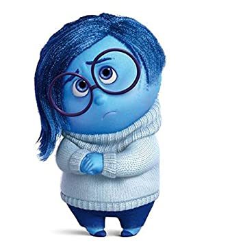 Disney Showcase Sadness from Inside Out by Enesco