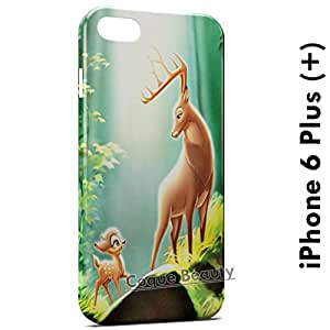 Carcasa Funda iPhone 6 Plus (iPhone 6+) Bambi 3 Protectora Case Cover