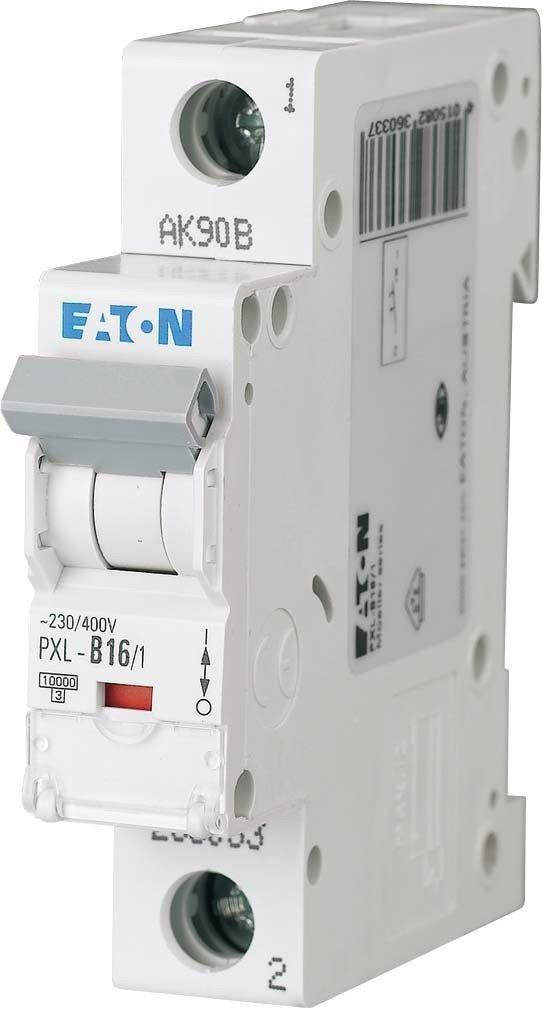 Eaton 236025 Leitungsschutzschalter, 4A, 1p, B-Char