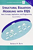 buy book  Structural Equation Modeling With EQS: Basic Concepts, Applications, and Programming, Second Edition (Multivariate Applications Series) 2nd Edition