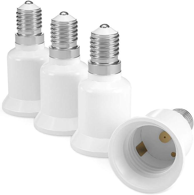 kwmobile 4X Casquillos de lámpara: Amazon.es: Electrónica