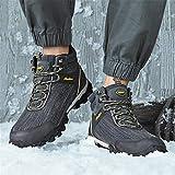 Govicta Premium Waterproof Work Boots for Men Men's