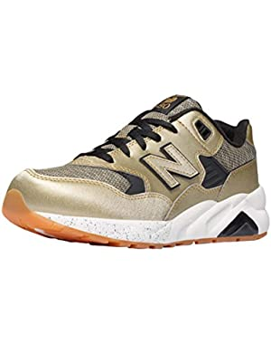 580 Boys Sneakers Gold