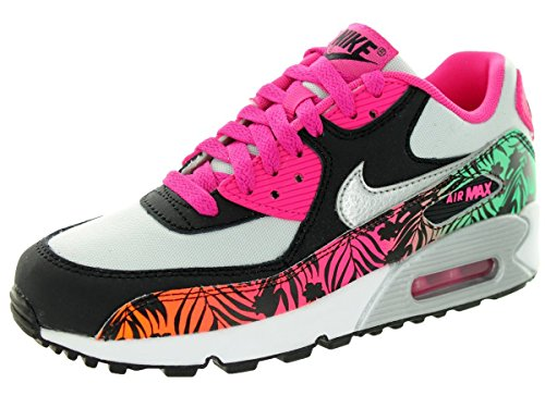 NIKE air max 90 Print (GS) Trainers 704953 Sneakers Shoes
