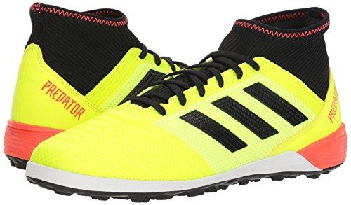 Pictures of adidas Originals Men's Predator Tango 18. DB2134 Solar Yellow/Core Black/Solar Red 4