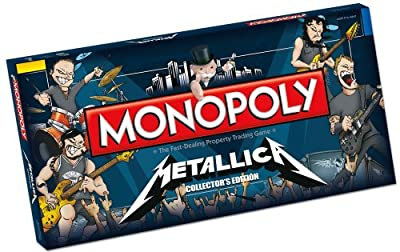 Metallica Monopoly by Monopoly