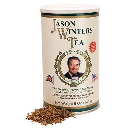 Classic Blend Herbal Tea 5oz with Sage (Jason Winters Red Clover)