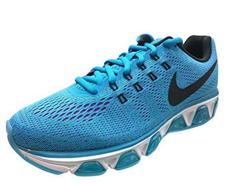 Nike Air Max Tailwind 8 Women's Shoes Blue Lagoon/ Black- Vivid Purple (8 Air)