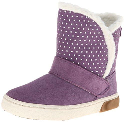 Stride Rite Dixie Boot (Toddler/Little Kid),Purple,9 M US Toddler