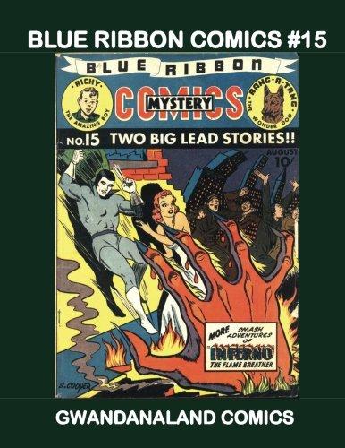 Blue Ribbon Comics #15: Gwandanaland Comics ebook