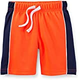 Carter's Little Boys Mesh Shorts Orange (4)