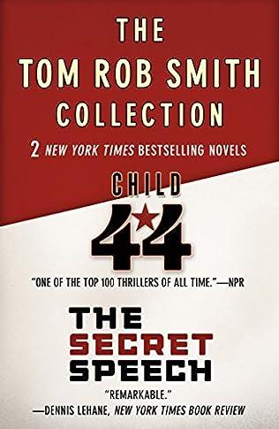 book cover of Child 44 / The Secret Speech