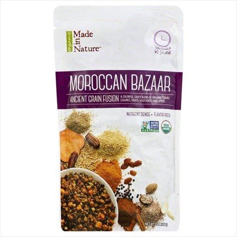 Made In Nature 8 oz. Grain Moroccan Bazaar - Case Of 6