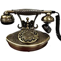 Paramount Petite Cutie 1946 IVORY Phone With Gold