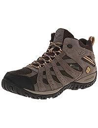 Columbia Men's Redmond Mid Waterproof Wide Trail Shoe