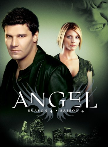 Angel: Season 4 (Slim Packaging)