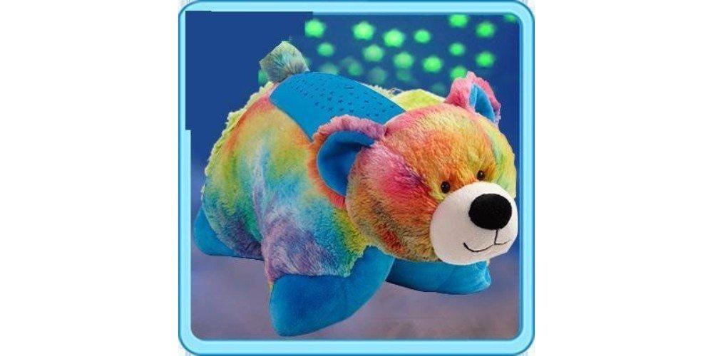 Novelty Poster Co. Inc. Pillow Pets Dream Lites Plush Night Light - Peace Bear 11''