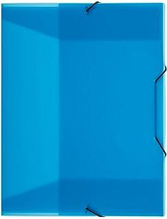 aus PP Farbe transluzent türkis DIN A4 Heftbox