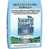 Natural Balance Original Ultra Reduced Calorie Formula Dry Dog Food, 14-Pound