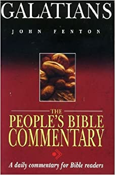 Book Galatians (The People's Bible Commentaries)