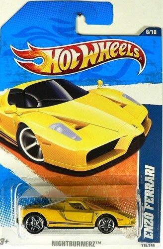 TBURNERZ 6/10 YELLOW ENZO FERRARI (Ferrari Enzo Fxx)
