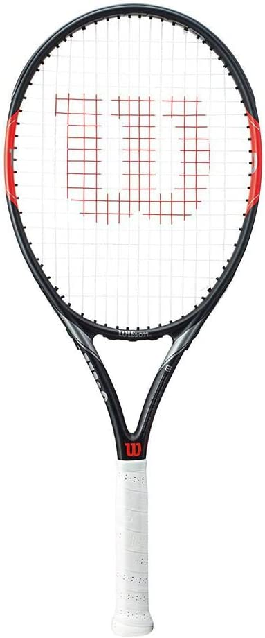 Wilson Federer Team 105 Tennis Racquet Strung